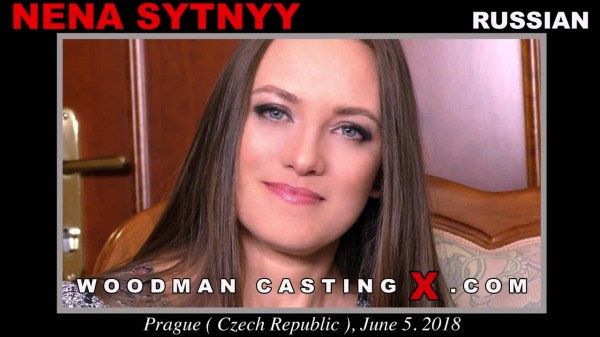 WoodmanCastingX: Nena Sytnyy This is Nena Sytnyy sex Testing casting X ! [SD 540p]