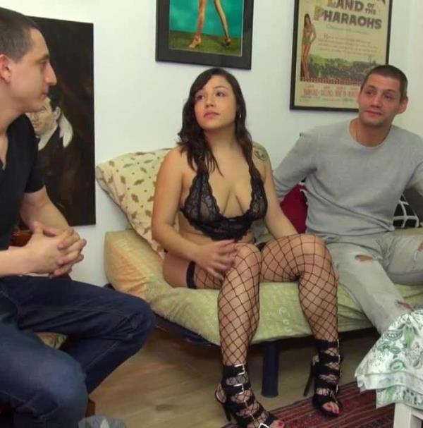 Alicia, Camille - Alicia et Dario font rever Camille [FullHD 1080p] 2018