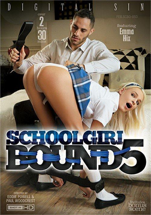 Schoolgirl Bound 5 (2018/SD/480p/1.15 GB)