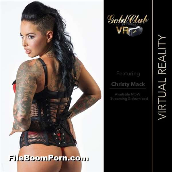 VRclubz: Christy Mack - Nude Lapdance [UltraHD 4K/2880p/1.15 GB] (VR Porn)