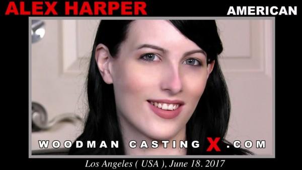 WoodmanCastingX: Casting X 186 - Alex Harper [2018] (HD 720p)