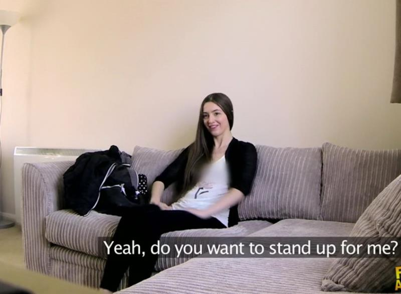 [FakeAgentUK] - Leyla - Casting (2018 / SD 480p)