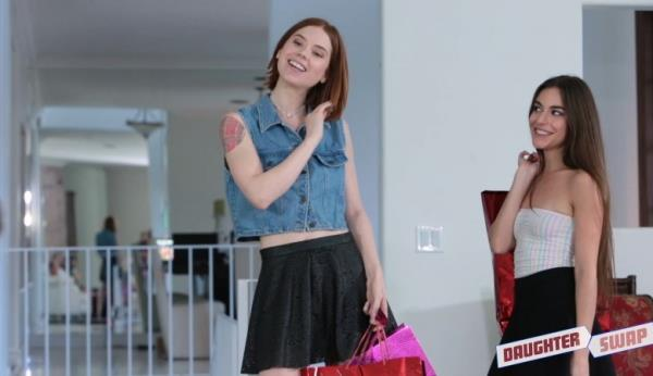 DaughterSwap: Arielle Faye And Pepper Hart - Arielle Faye And Pepper Hart (FullHD) - 2018