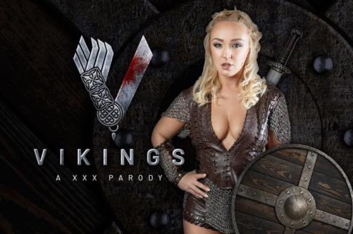 Amber Deen - Vikings A XXX Parody (03.12.2018/vrcosplayx.com/3D/VR/UltraHD 2K/1440p)