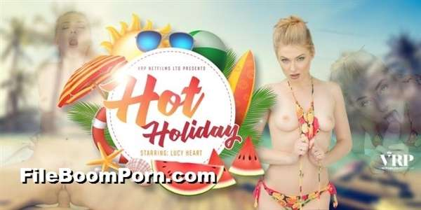 VRPFilms: Lucy Heart - Hot Holiday [UltraHD 2K/1920p/7.05 GB] (VR Porn)