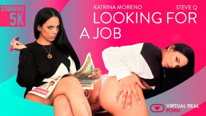 Looking for a job / Katrina Moreno / 09-12-2018 [3D/UltraHD 4K/2160p/MP4/5.08 GB] by XnotX