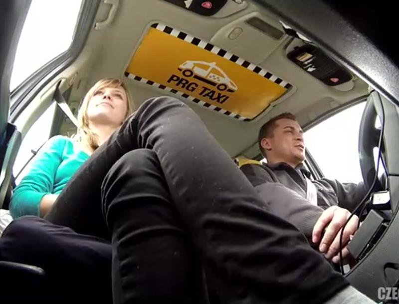 Amateur: Taxi 22 (SD / 400p / 2018) [CzechTaxi]