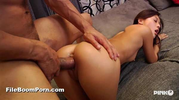PinkoClub: Alina Li - Asian Babe Gets A Hard Dick Right In Her Tight Pussy [SD/406p/410 MB]