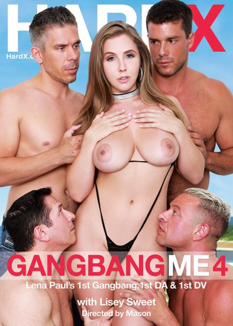 Gangbang Me 4 (2018/SD/540p/1.58 GB)
