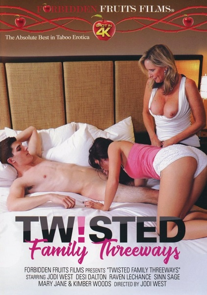 Twisted Family Threeways (2018/HD/720p/2.2 GB)