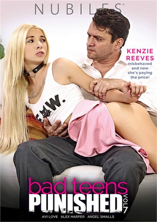 Bad Teens Punished 7 (2018/SD/540p/1.42 GB)