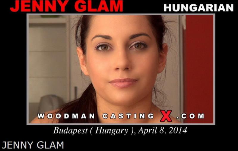WoodmanCastingX: (Jenny Glam) - Casting Of Jenny Glam [HD / 1.79 GB]