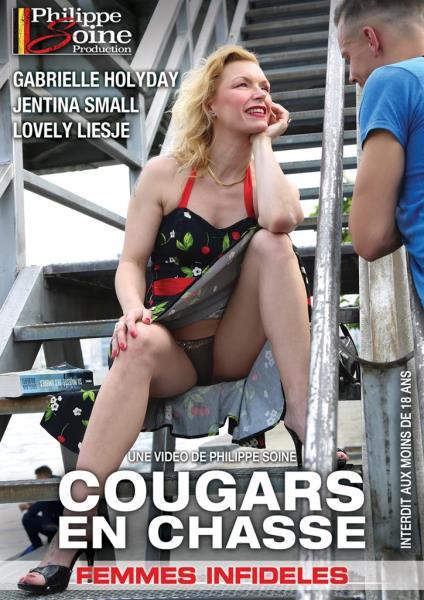 Cougars en Chasse (2018/WEBRip/SD)