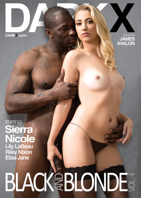 Black And Blonde 4 (2018/SD/480p/872 MB)