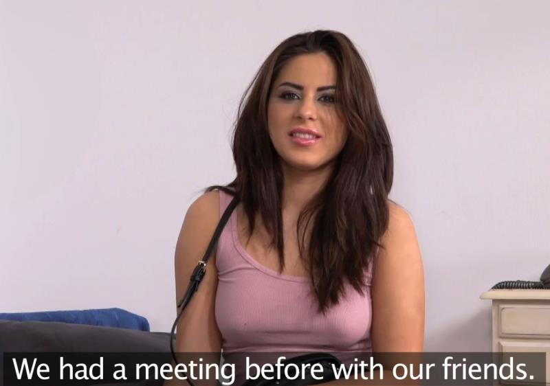 Nikki Waine - Horny Russian Babe in Casting (FakeAgent) [FullHD 1080p]