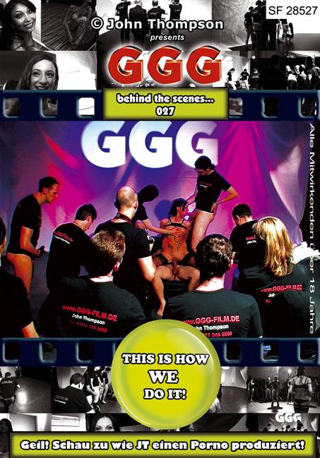 GGG: Manga, Annie, Sarah, Viktoria, Angie - GGG behind the scenes.. (HD) - 2018