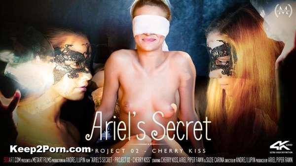 Ariel Piper Fawn, Cherry Kiss, Suzie Carina - Ariel's Secret - Project 2 Cherry Kiss [SexArt / SD]
