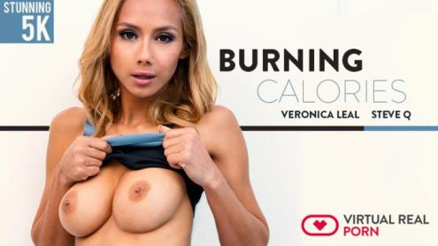Veronica Leal - Burning calories (03.12.2018/VirtualRealPorn.com/3D/VR/UltraHD 4K/2700p)