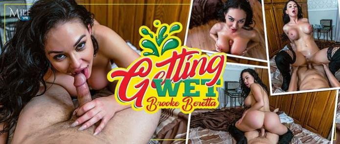 Getting Wet / Brooke Beretta / 15-12-2018 [3D/UltraHD 2K/1600p/MP4/6.18 GB] by XnotX