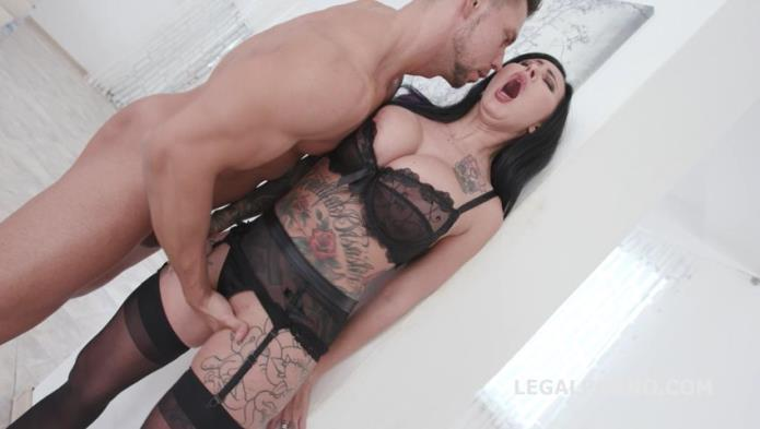 Facialized with Lily Lane 5on1 Balls Deep Anal, DAP, TP, Gapes & facial GIO824 / Lily Lane, Thomas Lee, Angelo, Max Born, Rycky Optimal, Mark Dozer / 16-12-2018 [SD/480p/MP4/849 MB] by XnotX