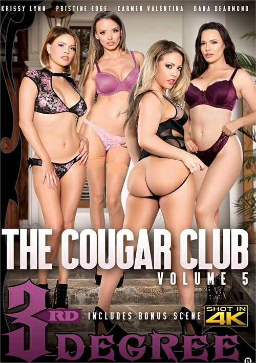 The Cougar Club 5 (2018/SD/480p/1.48 GB)