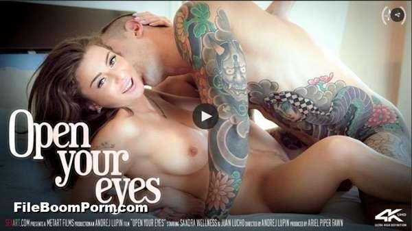 SexArt: Sandra Wellness, Juan Lucho - Open Your Eyes [HD/720p/645 MB]