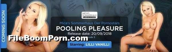 RealityLovers: Lilli Vanilli - Mica's Ep. 3 - Pooling Pleasure [UltraHD 2K/1920p/4.55 GB] (VR Porn)