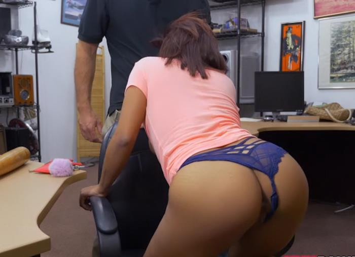 Mia Martinez - Home run audition in the XXX Pawn Shop (SD 480p) - XXXPawn - [2018]