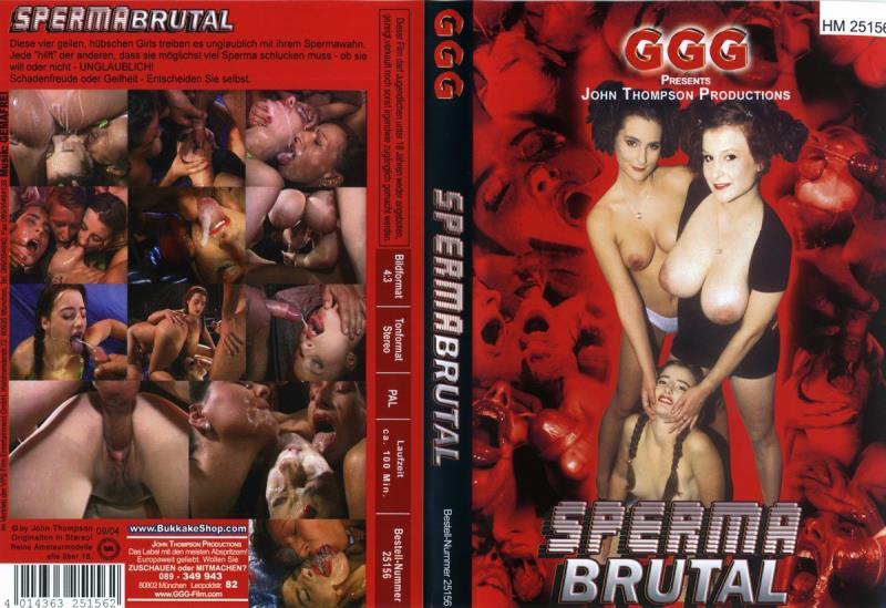 German Goo Girls - Sperma Brutal (GGG) [SD 480p]