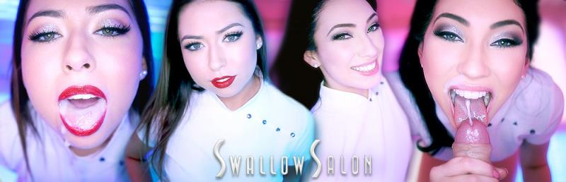 Aria Alexander, Melissa Moore - Swallow Salon (SwallowSalon) [FullHD 1080p]