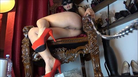 Mistress Gaia - A special treat for you (FullHD 1080p)