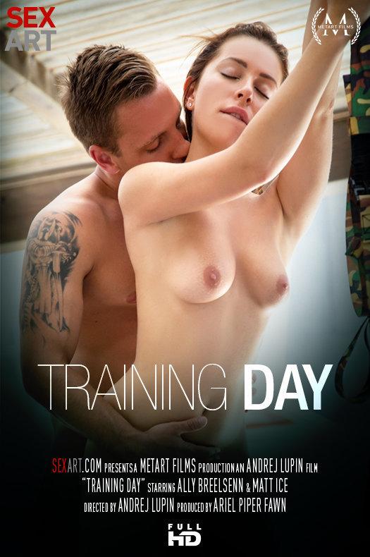 MetArt: Ally Breelsen Training Day [FullHD 1080p]