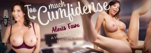 Alexis Fawx - Too Much Cumfidence (02.12.2018/VRBangers.com/3D/VR/UltraHD 4K/3072p)