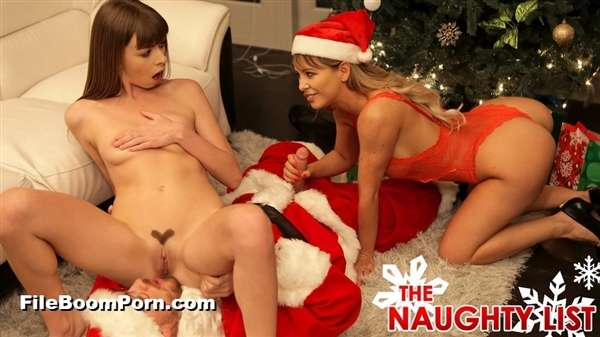 MomsTeachSex, Nubiles-Porn: Alex Blake, Cherie Deville - The Naughty List [SD/540p/455 MB]