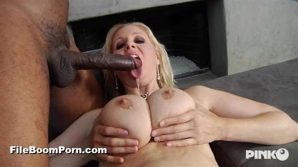 PinkoClub: Julia Ann - MILF Gets Her Pussy Pounded By A Hung Black Stud [HD/720p/627 MB]
