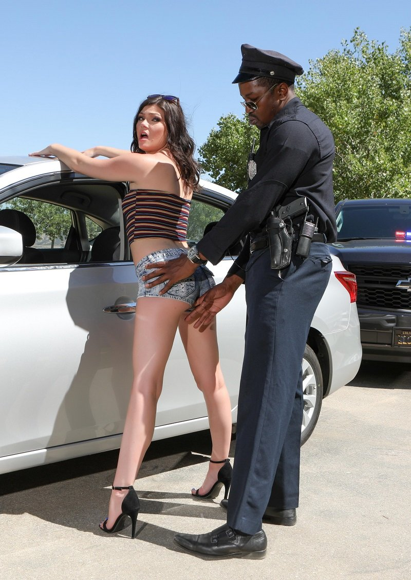 Jessica Rex: BUSTING A COPS NUT (FullHD / 1080p / 2018) [Confessions]