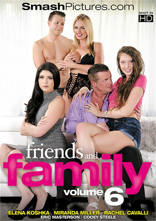 Friends And Family 6 (2018/SD/480p/1.24 GB)