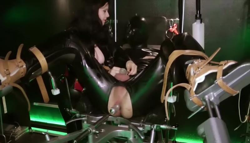 Clips4Sale: Lady Isis, Sklave Das Gummi Benutzungs Objekt Chapter Two [HD 720p]