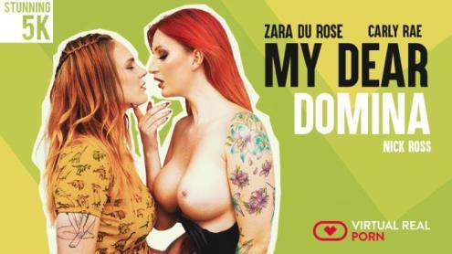 Carly Rae, Zara DuRose - My dear domina (02.12.2018/VirtualRealPorn.com/3D/VR/UltraHD 4K/2160p)