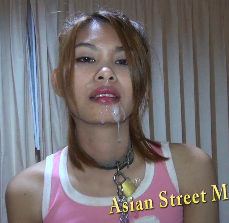 Melia - Melias ass glistened with lubricant (StreetMeatAsia) [FullHD 1080p]
