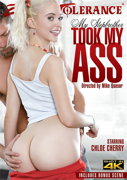 Whitney Wright, Chloe Couture, Riley Nixon, Alexa Nova, Logan Pierce, Seth Gamble, Bill Bailey, Dylan Snow - My Stepbrother Took My Ass (ZeroTolerance) [SD 480p]