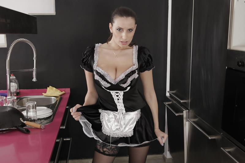 Sensual Jane - The boy and the maid (CumLouder) [HD 720p]