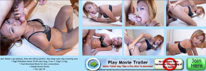 Auf - Auf Cock Sucking Thai Prostitute (AsianCandyPop) [HD 720p]