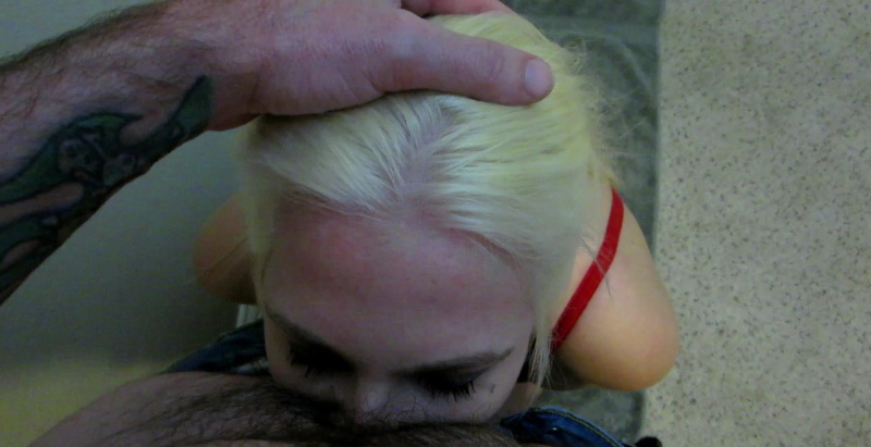 Manyvids: Throat fucked with no mask on - SlaveBC [2018] (FullHD 1080p)