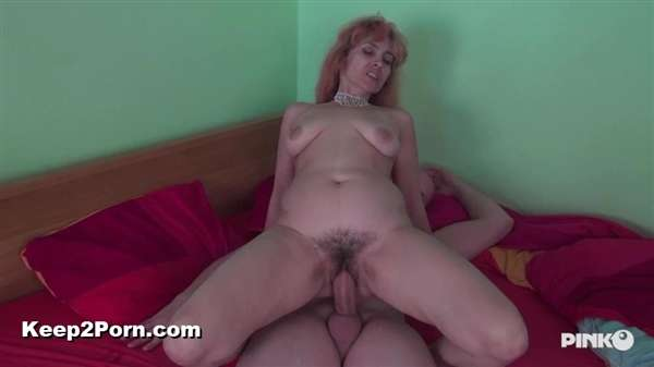 Larisa - Fucked By A Hard Young Bird [PinkoClub / HD]