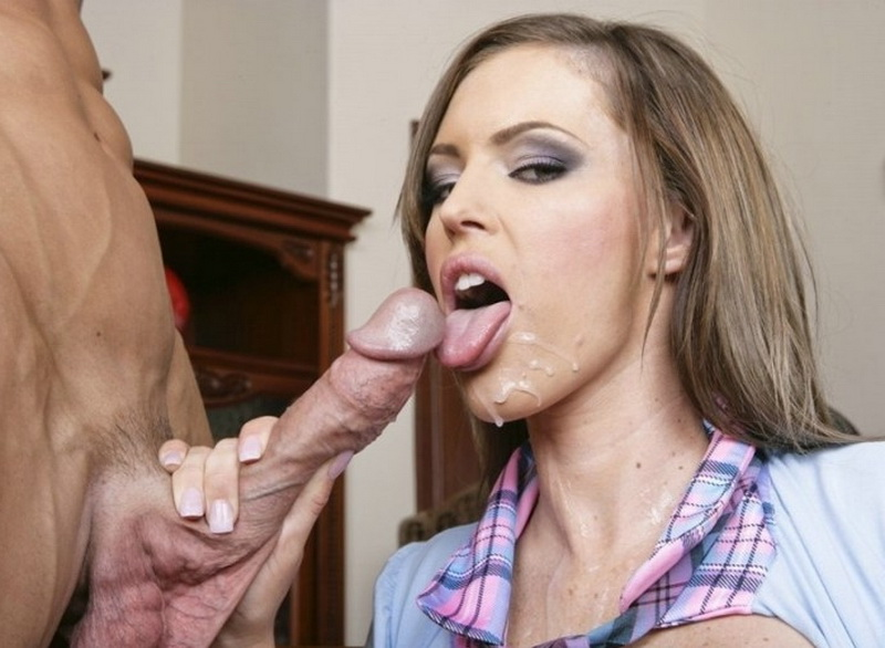 Jenna Presley: The Quick Way Out Of A Chore... (SD / 480p / 2018) [BigTitsAtSchool]