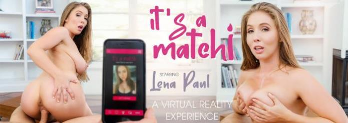 It's a match! / Lena Paul / 26-12-2018 [3D/UltraHD 4K/3072p/MP4/8.40 GB] by XnotX