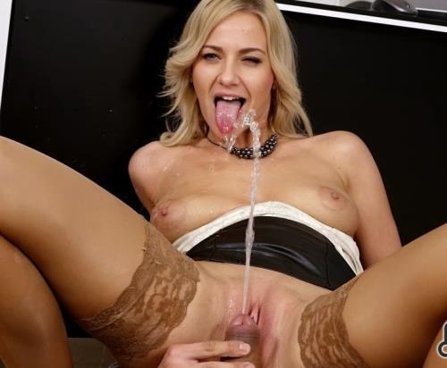 Nathaly Cherie - Couple Loves Pissing Hardcore Style (SD)