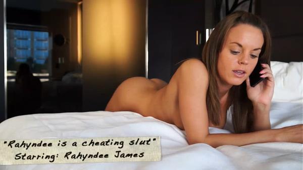 Rahyndee James - Rahyndee is a cheating slut [FullHD 1080p] 2018