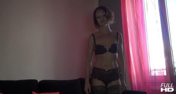 Aline - Aline son casting (FullHD 1080p) - Vincebanderos - [2019]